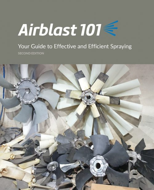 Picture of the cover of the second edition of Airblast 101